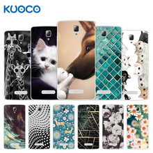 Buy Back Cover Soft TPU Case Lenovo A2010 2010 Giraffe Design Slim Thin Silicone Phone Cases Lenovo A2010-a /A 2010 for $1.28 in AliExpress store