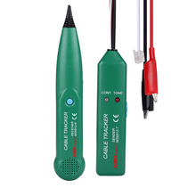 Original For MASTECH MS6812 Telephone Wire Tracer UTP Tool Kit  RJ11 RJ45 LAN Network Cable Tester Line Finder
