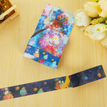 1.5cm*5m cat planet washi tape DIY decorative scrapbooking masking tape adhesive label sticker tape stationery