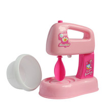blender Children play toys suit simulation mini small appliances series Baby girl cooking kitchen utensils