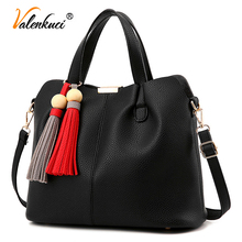 Valenkuci bolsas femininas brand top-handle bags women shoulder bags ladies women leather handags women tote bags 2017 SD-632