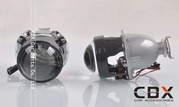 2.5 inches new metal leader WST projector lens 2