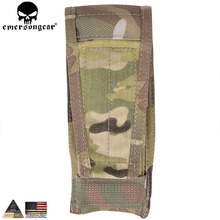 2017 New EMERSONGEAR Single Magazine Pouch Air Mag Military Molle bag Utility Pouch CP Style Flap Bags EM6364