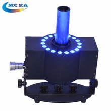 Co2 Jet Machine DMX 512 Switchable Led Co2 Jet Fog Blast Special Effects