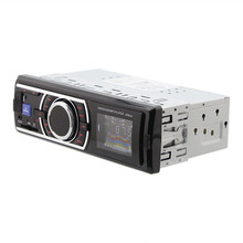 New 6203 Car 12V Automobiles FM/USB/SD/MP3/RADIO Player Car Mp3 Player Automatic Recording With USB/SD 1 Din(China)