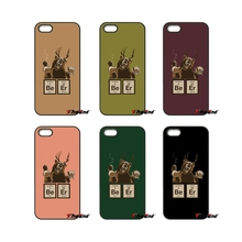 Chemistry bear discovered beer Art For iPod Touch iPhone 4 4S 5 5S 5C SE 6 6S 7 Plus Samung Galaxy A3 A5 J3 J5 J7 2016 2017 Case