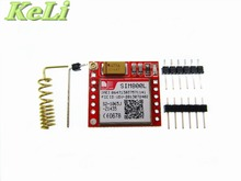 Smallest SIM800L GPRS GSM Module MicroSIM Card Core BOard Quad-band TTL Serial Port NEW