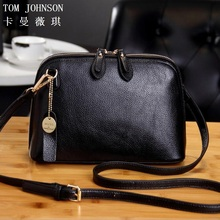women messenger bags 2017 PROMOTION New Vintage shoulder Girls Leather handbag small bags shell bag New Brand VR730