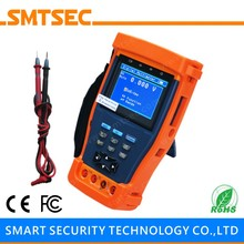 "ST-983 3.5"" TFT-LCD CCTV Camera Tester Monitor DC12V Output PTZ Video Level Audio UTP cable Test CCTV Security Tester PRO"