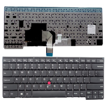 NEW Keyboard for LENOVO IBM T440S T440P T440 E431 T431S E440 L440 US laptop keyboard no Backlight