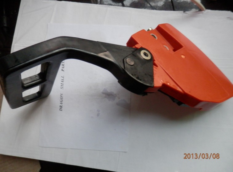 CHAIN BRAKE FOR CHAINSAW 136 137 141 142 FREE SHIPPING CHAIN SAW CHAIN SPROCKET COVER  REPL OEM PARTS # 530 05 48-02<br>
