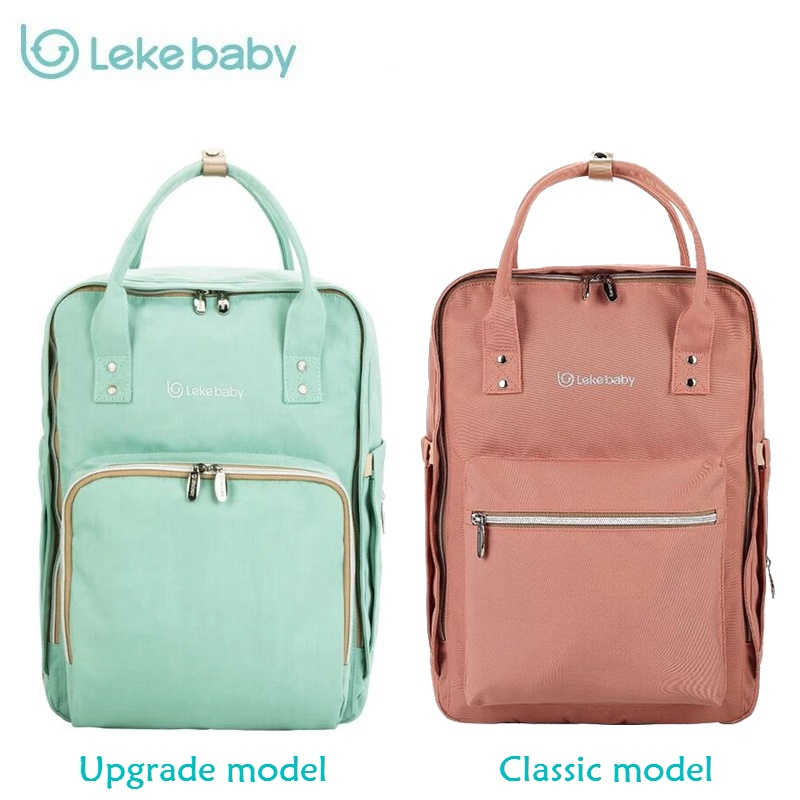 lekebaby luiertas baby travel mummy maternity changing nappy diaper Tote Wet bag for stroller baby bags organizer mom backpack <br>