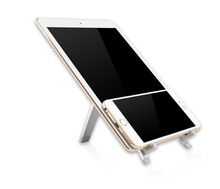 Brand New Multi-angle Adjustable Zinc Alloy Tablet Stands Suitable For 4-10.5 Inch iPad, Galaxy Tab, Kindle Fire, Xoom,HTC Flyer