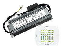 200W Cree XP-G R5 4500mA White High Power LED Light + 200 Watt LED Dimmable Driver Kit Free Shipping