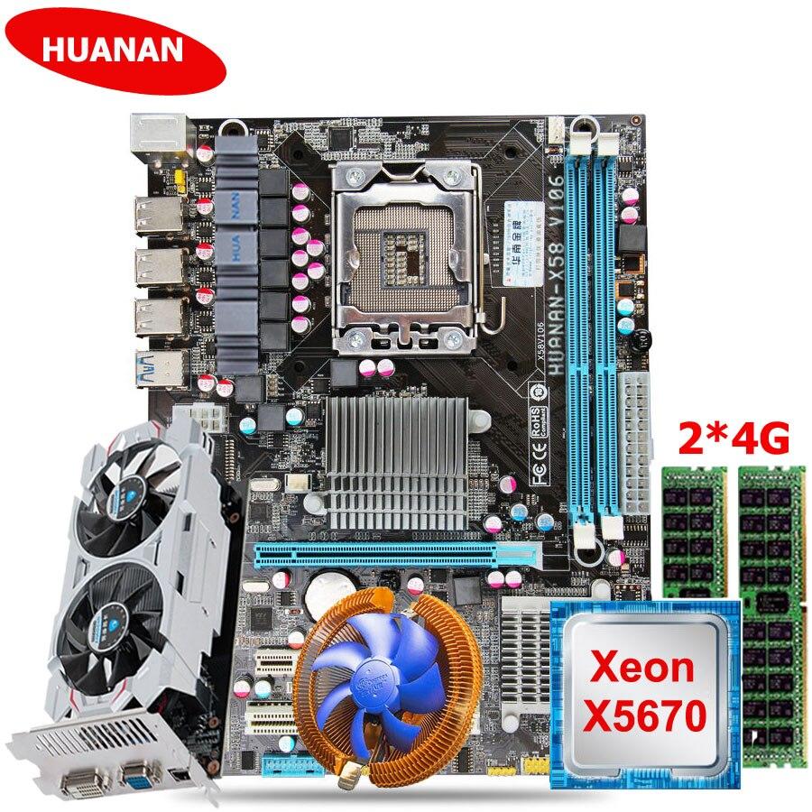 X58+X5670+24+cooler+GTX750Ti 2G
