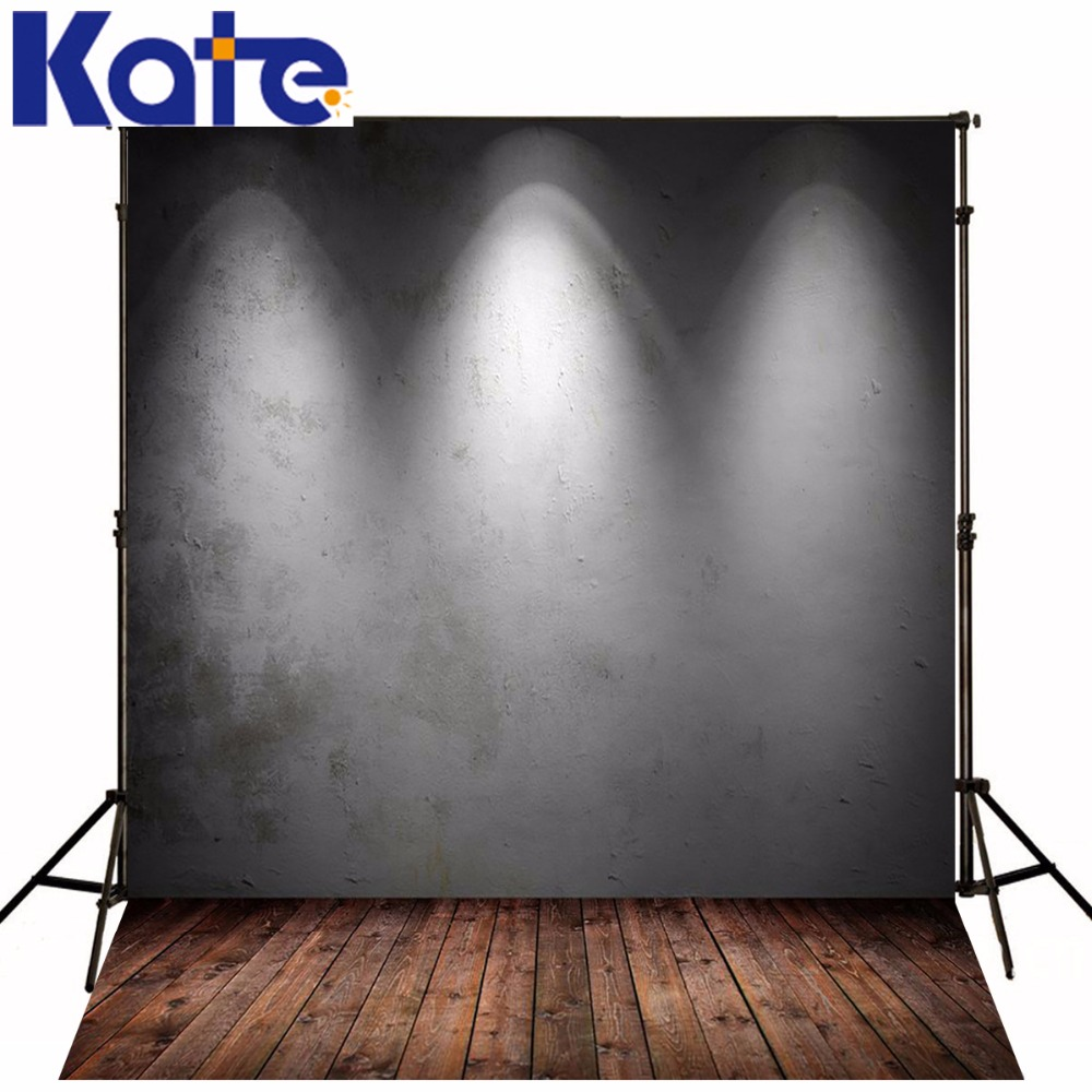 Photography Backdrops The Bright Spotlight Wood Brick Wall Backgrounds For Photo Studio Ntzc-015<br>