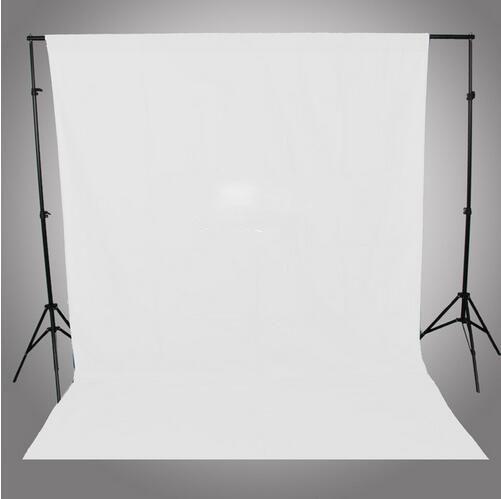 White heavy duty muslin photocall photography backdrops for Photo Studio background  fotografia photo backgroud <br>