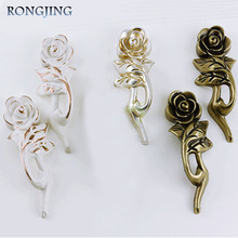 Rose Kitchen Cabinet Drawer Handles Antique Cabinet Drawer Handle Bedroom Furniture Knobs Wardrobe Closet Dresser Bar Pulls