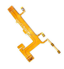 1PCS New 100% Original Side Volume Button Flex cable Repair Parts For Nokia Lumia 625  mobile Phone + DropShipping