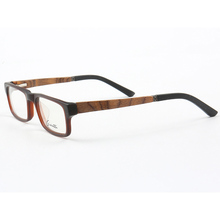 Clear Lens Reading Optical Eye Glasses Anti Fatigue Spectacle wood Frame Eyewear Spectacle Classic Anti Blue Goggles camouflage