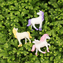 10pcs/lot Unicorn Toy Hot Selling High Quality Unicorn Toys for Children as The Best Birthday Gift Wonderful Bonsai Decoration