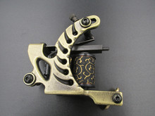 Professional Coloring Tattoo Machine Coils Shader Quality Tattoo Supply Tattoo Gun NM125