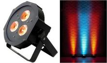 20pcs/lot, Slim Par light 3x3W RGB Tri 3in1 LED Flat par36 led light dmx wedding lighting stage equipment