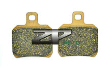 Brake Pads For CPI GTR 50/15-/18/300 GTR 50 2003-2012 Front CF MOTO CF 250 T-6A (Scooter) 2012 Rear OEM New High Quality(China)