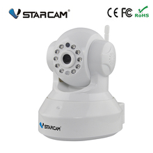 H.264 720P 1MP Vstarcam C7837 Home wifi CCTV Camera Wireless Support 64G TF card Easy To Install Free Shipping(China)