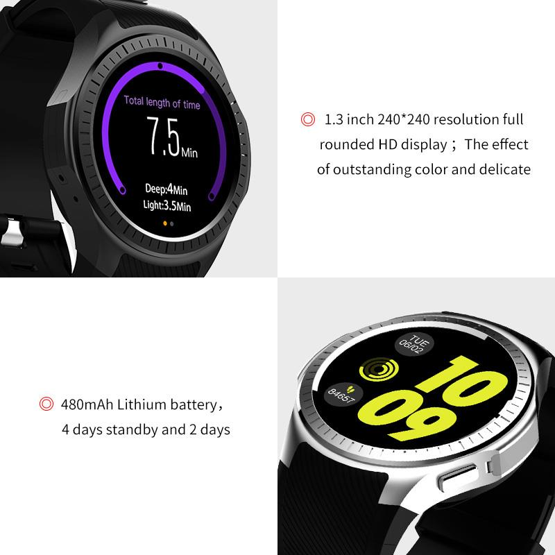 GPS Bluetooth Smart Watch for Sports 14
