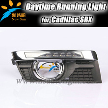 Hot sale!! 8W 360LM daytime led running lights,led day time running lamp, flexible LED DRL for Cadillac SRX