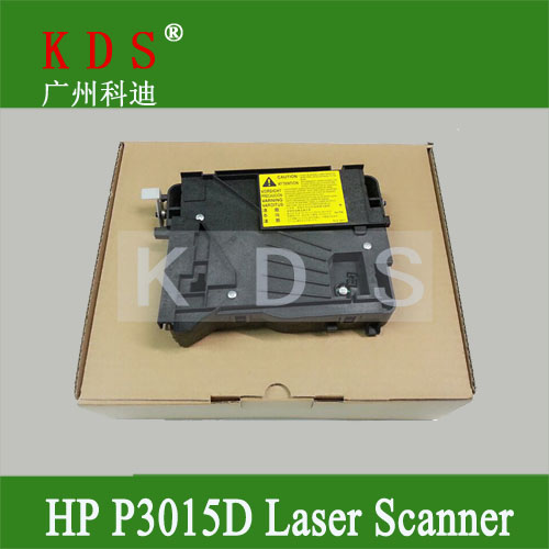 Original Printer Parts  LSU Scanner Head for HP P3015D Laser Scanner RM1-6322-000CN Remove from New Machine<br><br>Aliexpress