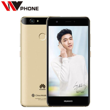 "Original Huawei Nova 4G LTE Mobile Phone 3G Ram 32GB Rom MSM8953 Octa Core 5.0"" FHD 1920X1080P 12.0MP Camera Fingerprint ID"