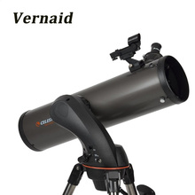 Celestron NexStar 130 SLT Telescope professional star finder with fully computerized hand control Astronomical telescope(China)