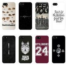 coque teen wolf iphone 7 plus