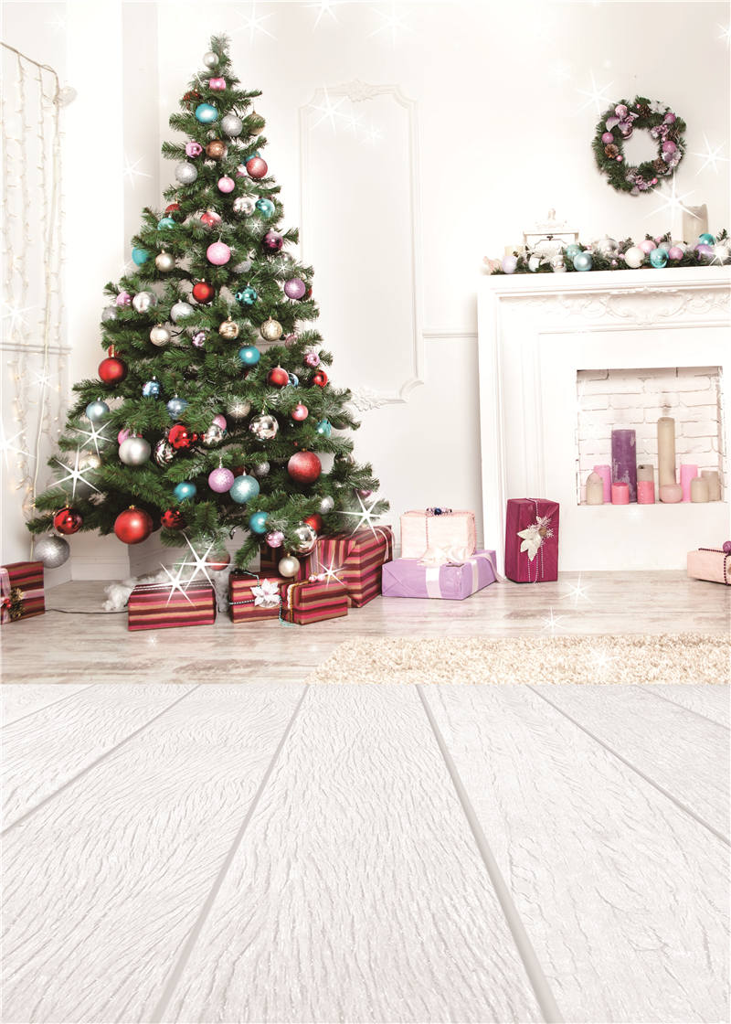 3x5ft flower wood wall vinyl background photography photo studio props - Christmas Photography Backdrops Wooden Floor Photo Studio Props Baby Background Vinyl 5x7ft Or 3x5ft Jiesdx036
