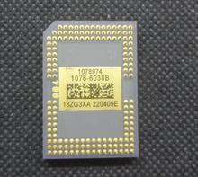 Second-hand Projector DMD CHIP 1076-6038B 1076-6038 1076 6038B for Dell 1410X / Dell 1510x With Good Tested
