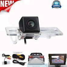 170 Degrees CMOS Waterproof Car Rear View Camera For Black Audi A4 A6L Q7 S5 - Back Up Reverse Cameras Dec 11(China)