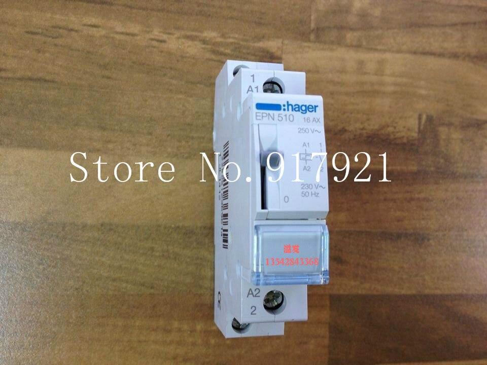 [ZOB] EPN510 1NO 220V 16A Hagrid self-locking relay EPE510  --5pcs/lot<br>