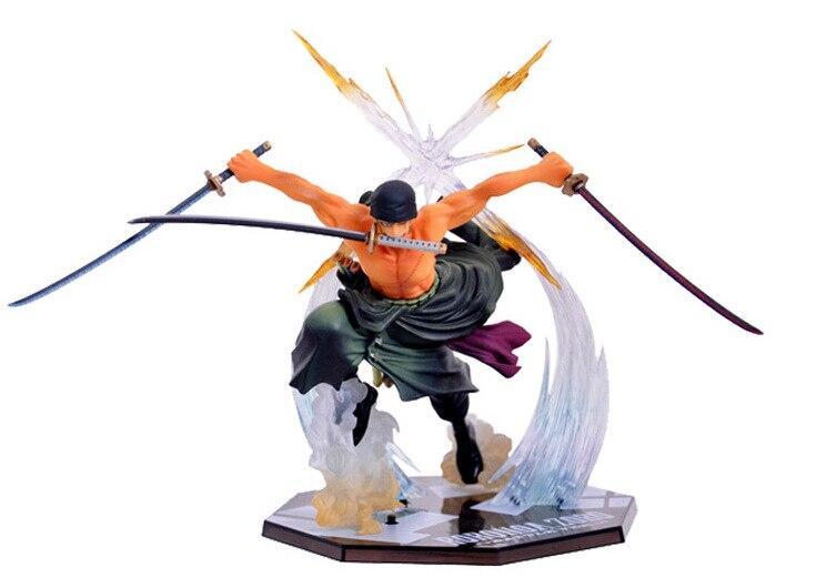 17CM Japan Anime One Piece POP Roronoa Zoro Banpresto Action Figure Toys Modle Collection Colossum New in Box Q062<br><br>Aliexpress