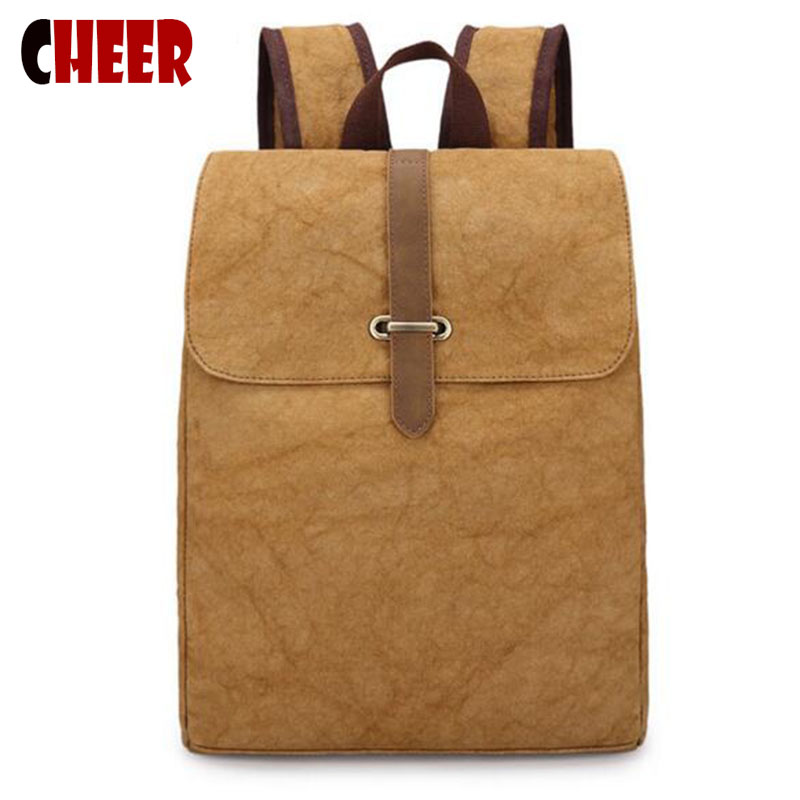 Backpack men school bags  canvas backpack mens des...