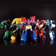 New Anime Car robot Deformation Toys Action Figure Transformation Robot Car Toys juguetes Model Toy boys juguetes for gifts(China)