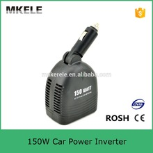 MKC150U-121 manufacturer sale mini size 150watt 12v to 110v inverter,power inverter for car battery 12v car inverter