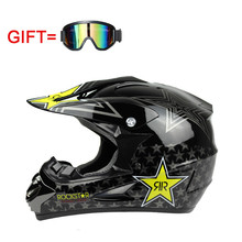 Brand New Motorcycle Motocross Helmet Off Road Moto Casco Capacete Cross Motocicleta Helmets ATV Racing Casque Kask Gear WLT-125(China)