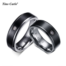 100% Titanium Ring for Women / Men Wedding Engagement Ring Not allergic Wedding Bands Ring 1 PCS Price SFCT002
