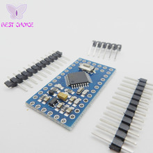 1pcs/lot New pro mini 328 electronic building blocks Interactive Media ATMEGA328P 5V/16M for arduino Compatible Nano