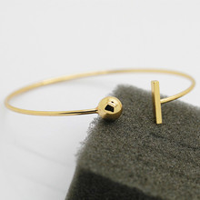 New York fashion accessories jewelry copper alloy lovely small gift daughter women's bracelet FF89