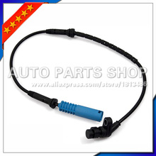 car accessories FRONT LEFT RIGHT WHEEL ABS SPEED SENSOR for BMW E38 740i 740iL 750iL FOR OEM 34526756373 Auto Parts(China)