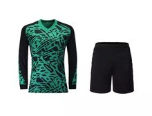 Wholesale soccer goalie keepers jerseys new best quality football goalkeeper for men suits  RT502