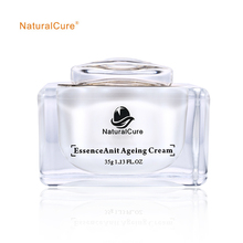 NaturalCure essence anti-aging cream. water-locking acclerate skin metabolism regulate PH of skin and excess sebum, shrink pores(China)